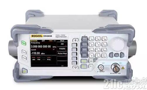 RIGOL 隆重发布首款经济型射频信号源