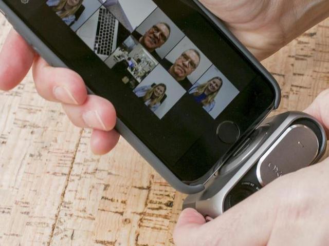 索尼DxOOne助iPhone拍摄性能提升