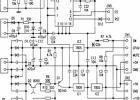 爱多730BK型VCD机维修电路图
