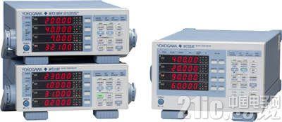 横河发布最新款WT300E系列紧凑型数字功率计