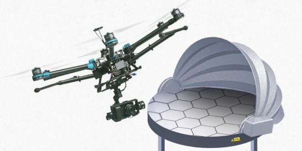 """法国无人机公司:无人机也将拥有""""超视距"""""""