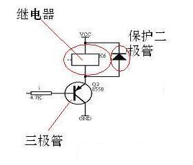 实例讲解!单片机控制继电器原理