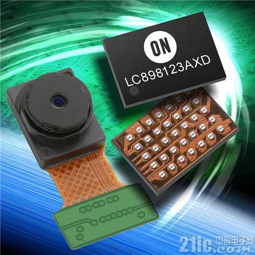 安森美发布下一代光学防抖(OIS)/自动对焦(AF)驱动器LC898123AXD