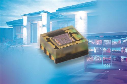 Vishay推出应用于消费电子产品的环境光传感器,实现接近人眼的光谱敏感度