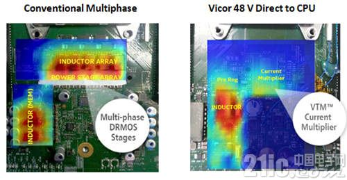 Vicor电源模块打造Google绿色数据中心