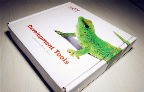 高颜值大壁虎开发板——EFM32 Giant Gecko Starte