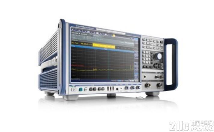 具拥有难于相匹动态范畴的新款EMI测试接纳机R&S ESW: 为认证测试供快快牢靠的测试方案