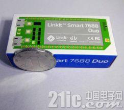 小体积大能量――LinkIt Smart 7688 Duo评测
