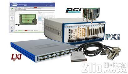 英国Pickering 公司国防电子展(CIDEX)首秀将展示最新的PXI 和LXI 信号切换开关和仪器设备