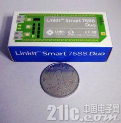 小体积大能量——LinkIt Smart 7688 Duo评测