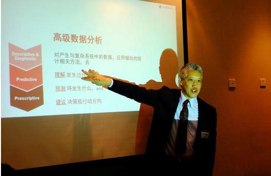 大数据时代,如何把自己武装成数据科学家? ——访MathWorks公司首席战略师Jim Tung