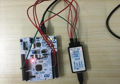 专注于模拟外设与电机控制——STM32F303RE评测