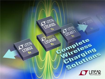 5W 全桥 AutoResonant 发送器 IC 简化了无线功率设计