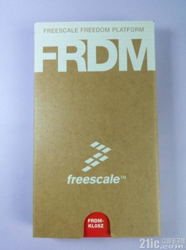 致我们逝去的飞思卡尔――FRDM-KL05Z评测