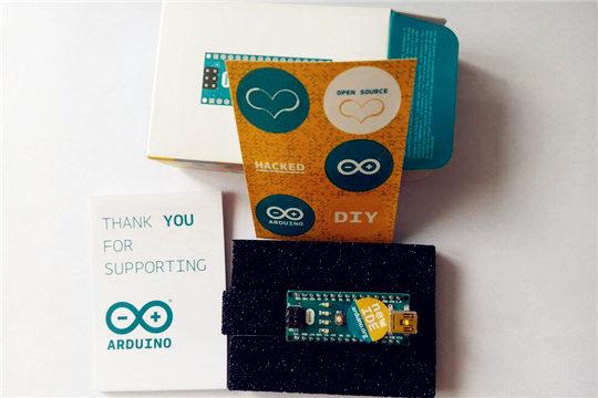 小巧、全面——Arduino NANO V3评测