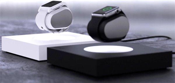 无线充电还不够 让你的Apple Watch悬浮充电