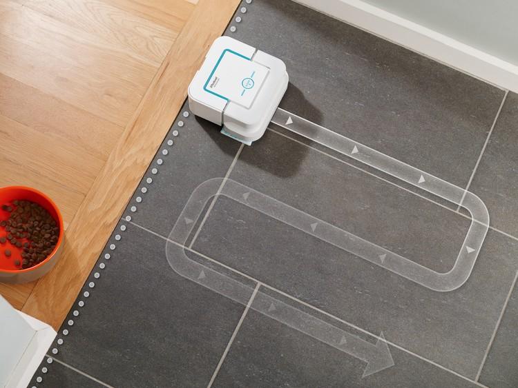 机器人都会拖地了,你还有什么理由不搞卫生?