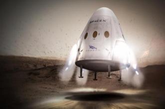 SpaceX为上火星下血本,20亿美元订购碳纤维材料