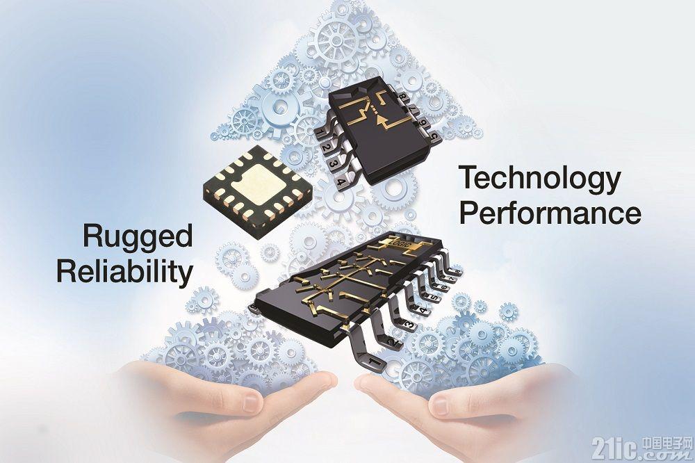 Vishay宣布升级模拟开关产品的制造工艺,显著提高器件的性能和寿命