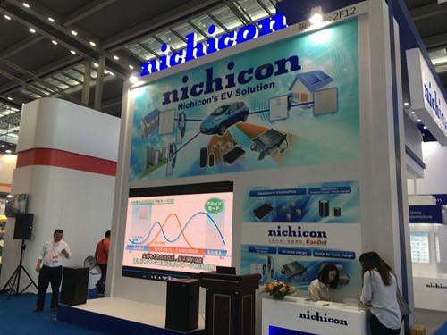 亮相深圳国际电子展,看尼吉康如何推动电容器发展