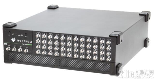 德国Spectrum发布LXI数字化仪实现多通道同步数据采集