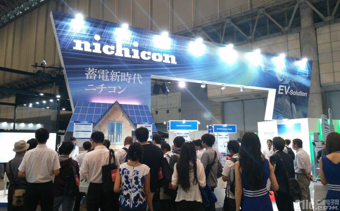 CEATEC 2016看尼吉康:开启蓄电新时代