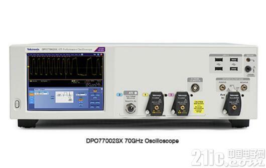泰克为调试数据中心技术推出全新100G链路训练工具