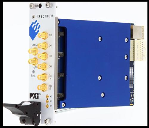 德国Spectrum推出可生成精密信号的PXle模块