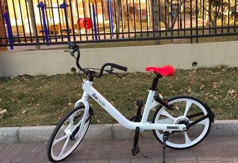 光名字就很萌萌哒的小米小白单车正式上线啦!关键是不掉链子!