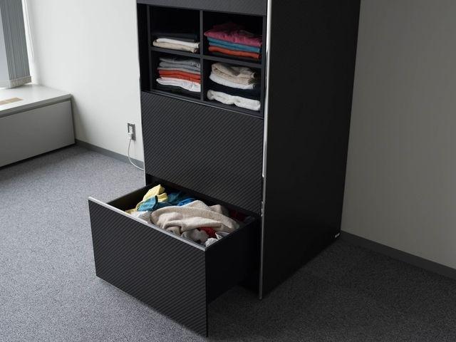 Laundroid:一款可以洗衣、熨衣,�B衣服的�C器人