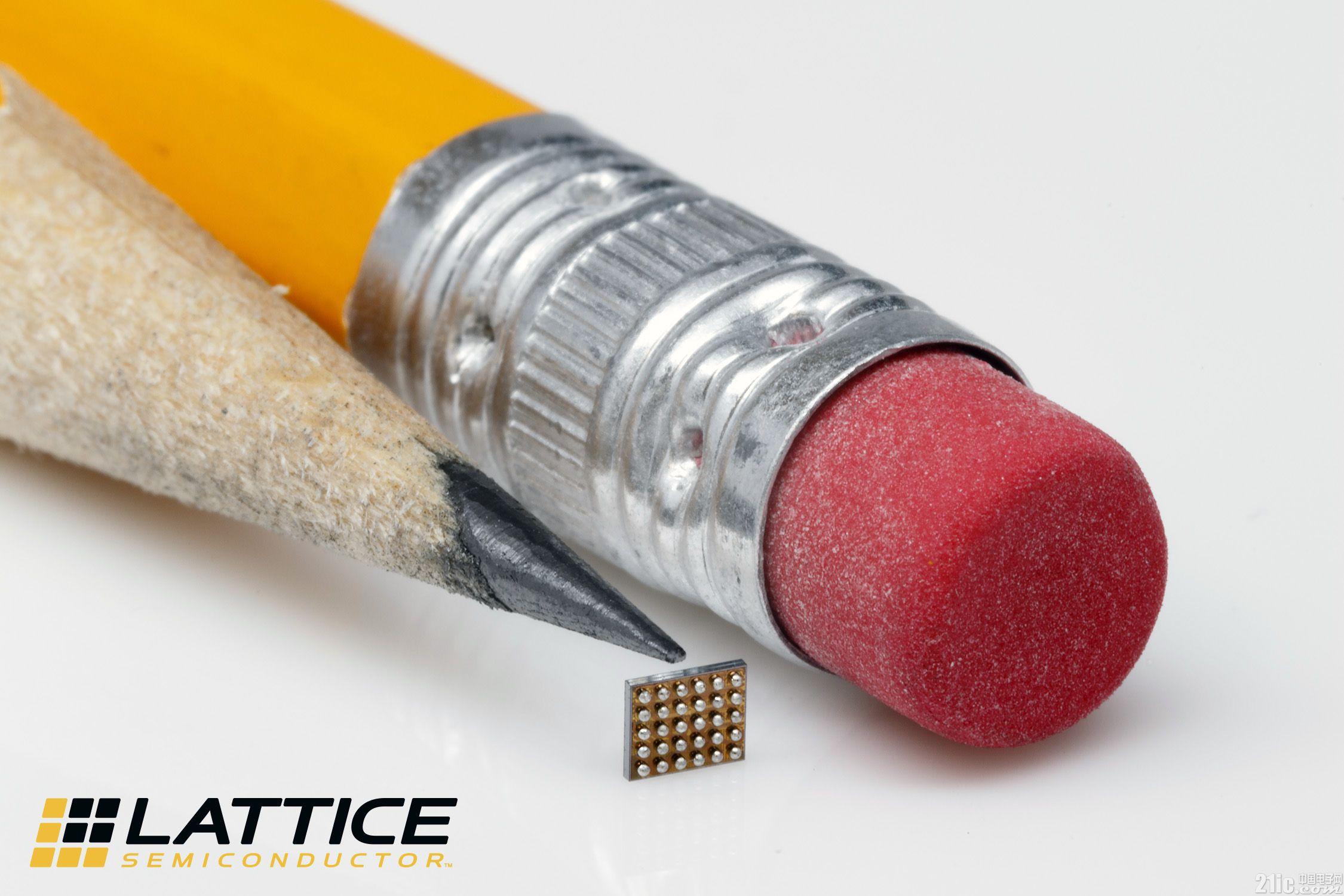 莱迪思半导体推出全新的iCE40 UltraPlus™器件,为客户加速智能手机和物联网边缘产品创新
