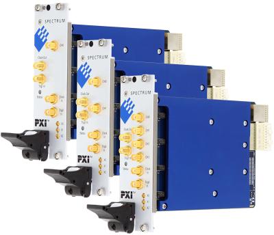 德国Spectrum发布适用于宽带应用的模块化PXIe数字化仪