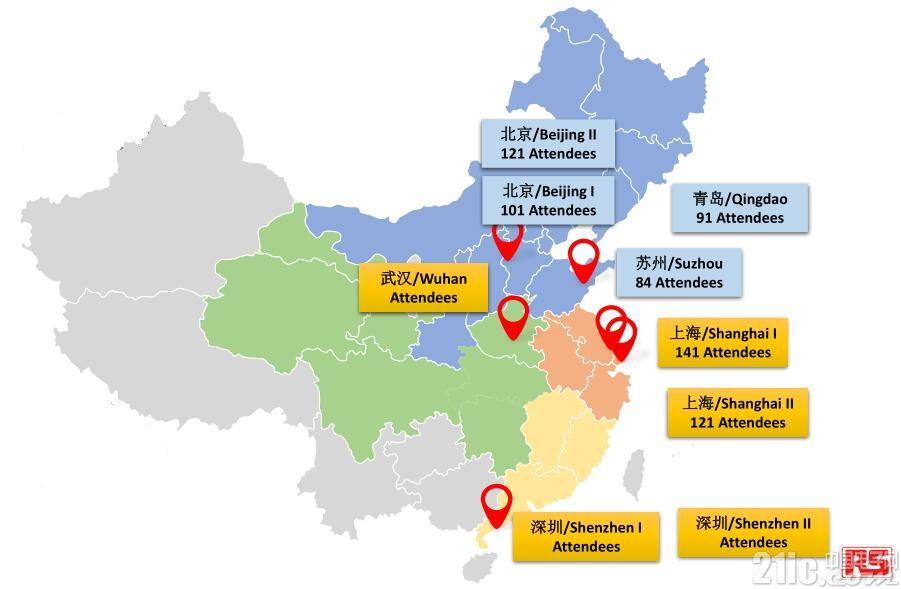 欧时电子与工业4.0擦火花:18地巡回研讨会约起