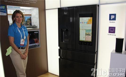 智能冰箱到底能有多智能?
