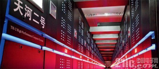 中国百亿亿次超级计算器年底出炉