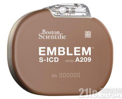 波士顿科学皮下植入式心律转复除颤器正式在华上市