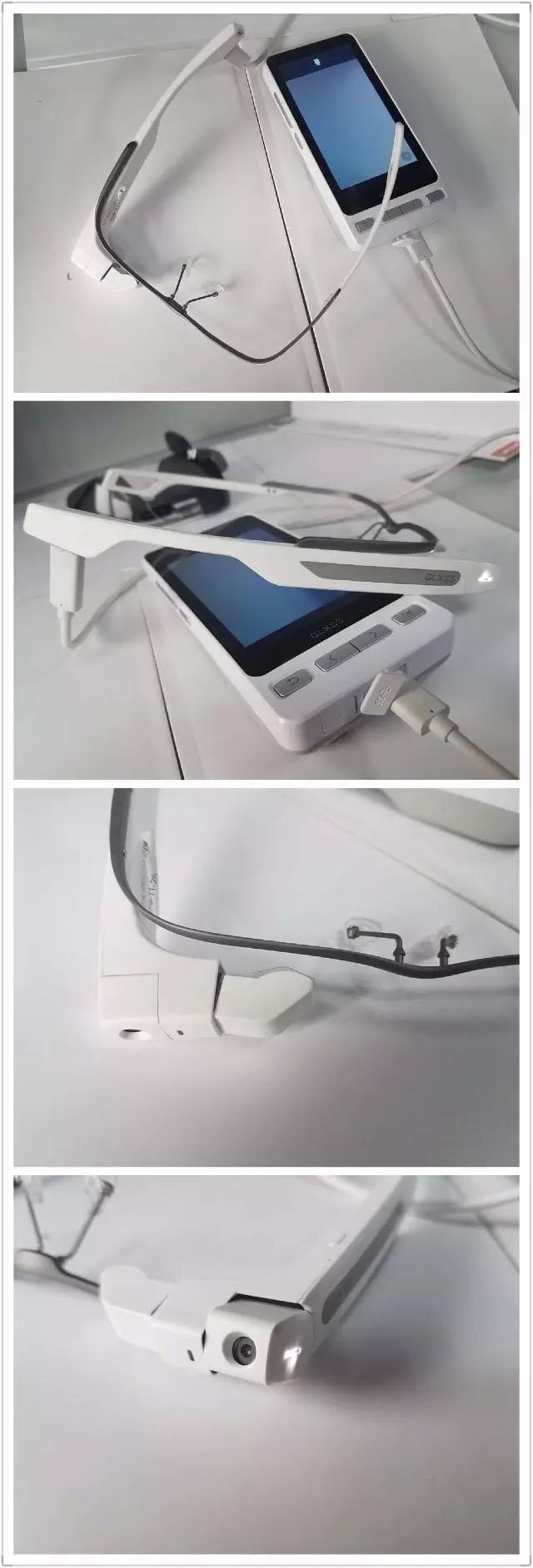 智能眼镜在医疗领域的应用和改进