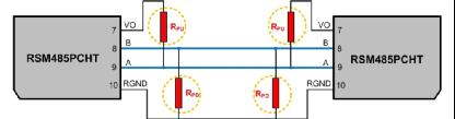 详解RS-485上下拉电阻的选择