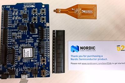 一款基于Cortex-M4的BLE SoC——Nordic nRF52开发