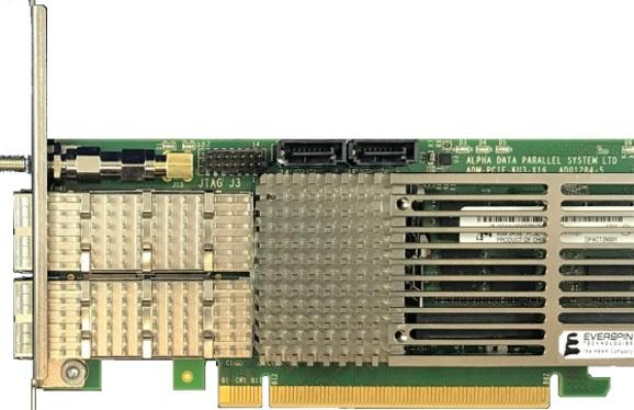 MRAM技术的硬盘容量只有1-2GB,但150万IOPS随机性能炸裂