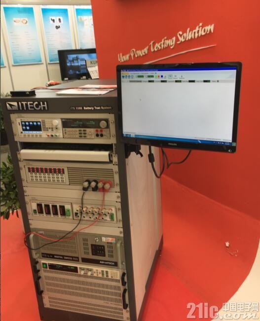 慕展速报:艾德克斯带来创新电源检测仪器