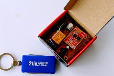 将ESP8266玩出新高——ESP8266-EVB评测