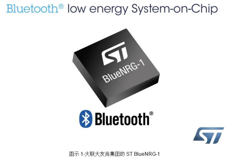 大联大友尚集团推出意法半导体低功耗蓝牙单芯片解决方案
