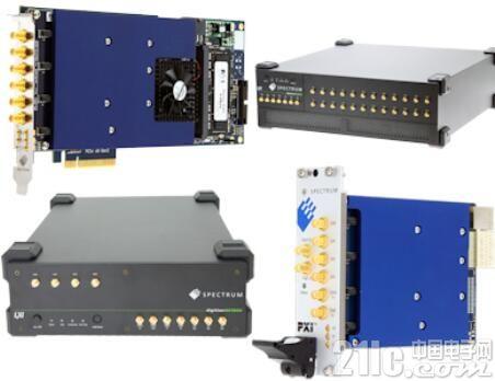 德国Spectrum公司全系列数字化仪产品添加增强灵敏度功能