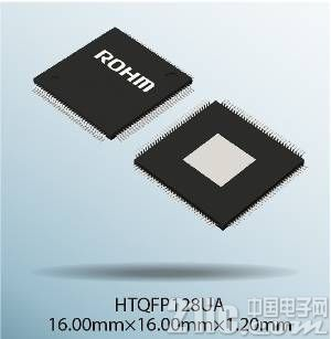 ROHM开发出可播放所有常见音源的支持高分辨率Audio SoC
