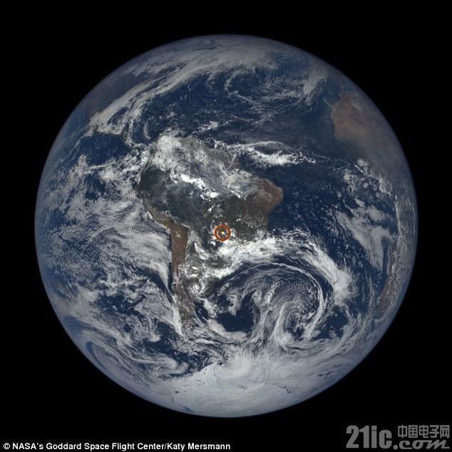 NASA暂无法解释的神秘现象:卫星捕获到地球上866次闪光