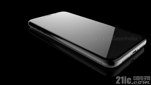 iPhone 8再次曝光渲染图,准确性很高