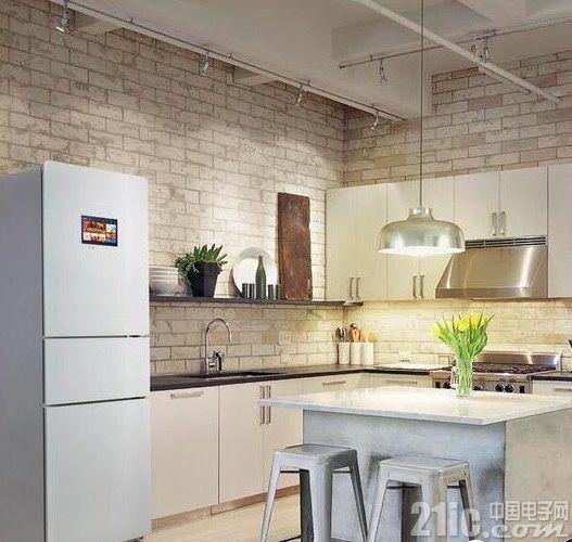 京东发布智能冰箱,不用为吃啥犯愁了