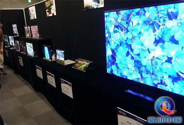 日本JOLED研发出全球首款印刷式OLED面板,或将撼动三星霸主地位