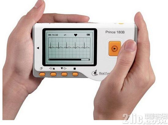 心率监测电路图这么设计!